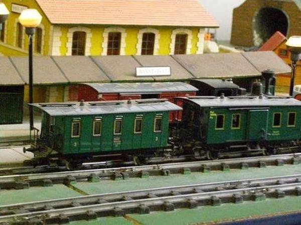 Лучшие детские железные дороги ТОП 2020