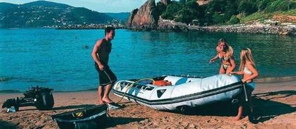 Рейтинг лучших насосов для лодок