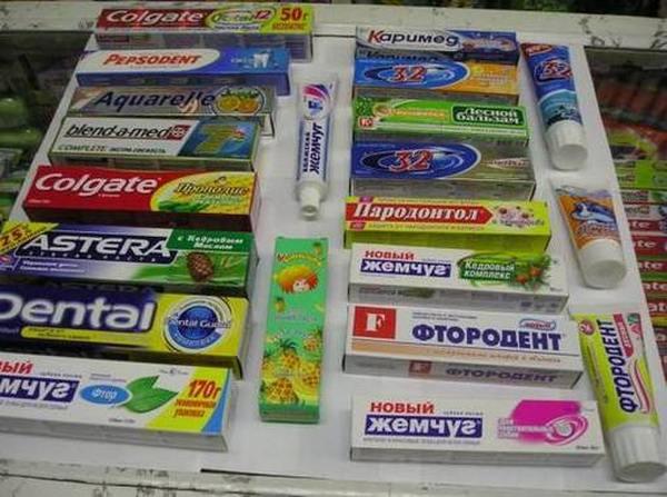 Рейтинг лучших зубных паст от кариеса