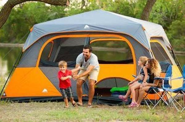 Лучшие палатки-раскладушки