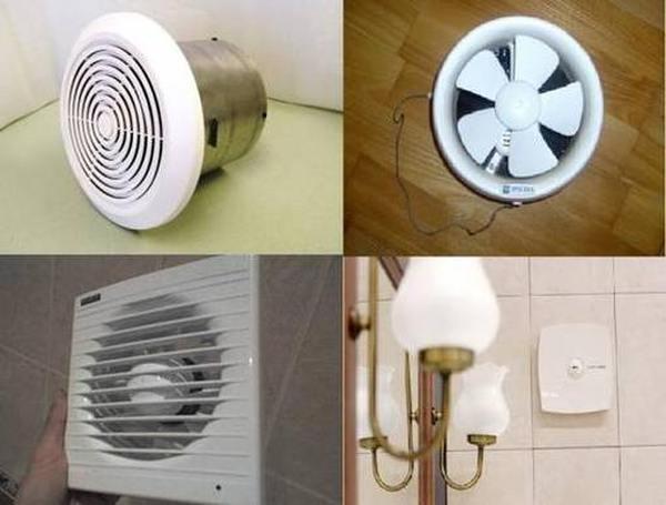 Рейтинг вытяжных вентиляторов для ванны и туалета