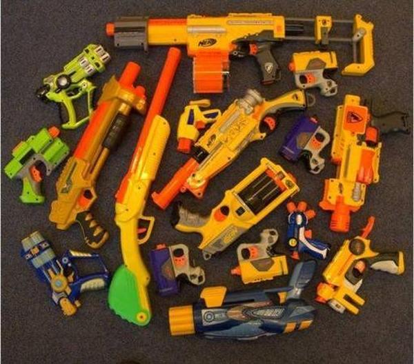 Лучшие игрушечные бластеры для детей ТОП 2020