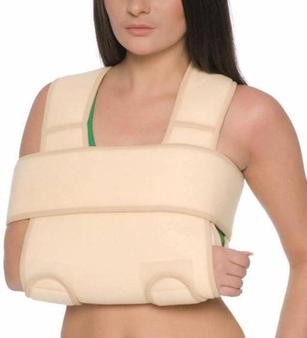 Обзор плечевых бандажей