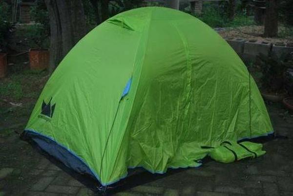 Лучшие автоматические палатки