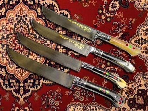Лучшие ножи пчак