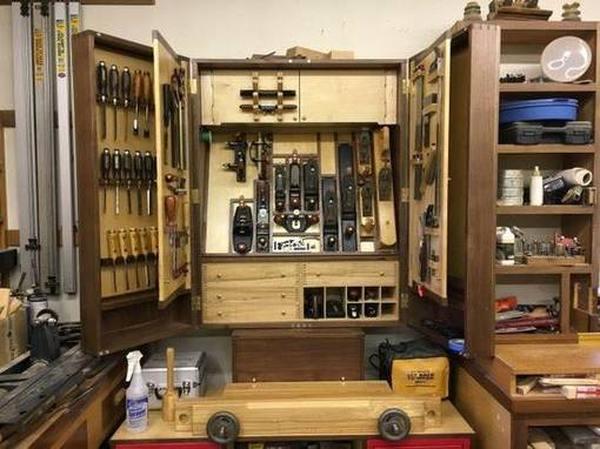 Лучшие инструментальные шкафы