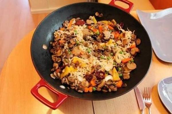 Лучшие сковороды для паэльи и ризотто
