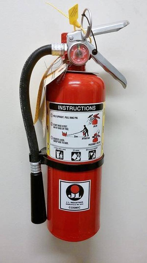 Лучшие огнетушители для дома и квартиры