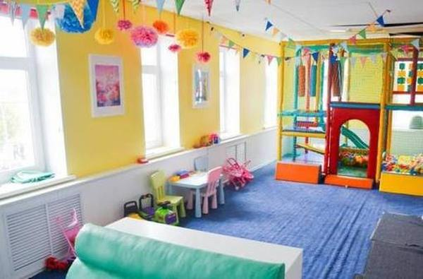 Лучшие кафе и рестораны с детской комнатой в Москве