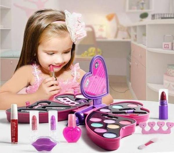 Лучшие детские косметические средства