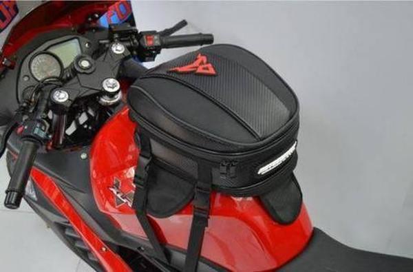 Лучшие моторюкзаки и сумки для мотоциклистов
