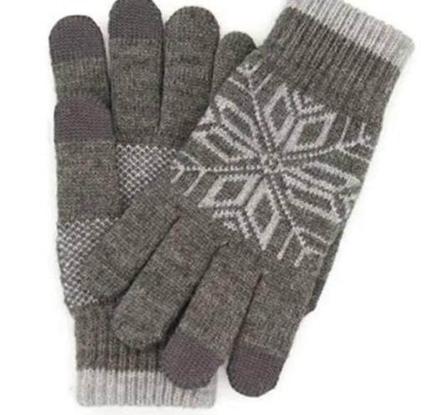 Рейтинг зимних женских перчаток и варежек