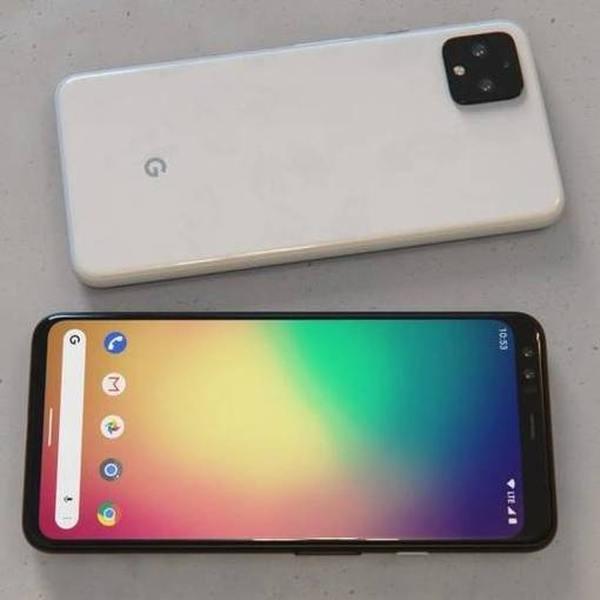 Смартфон Google Pixel 4 XL – новый герой любителей мобильной фотографии