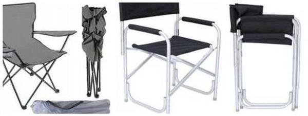 ТОП складных туристических стульев рейтинг 2020