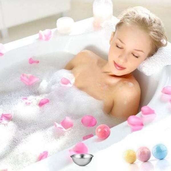🛁Лучшие бомбочки для ванны