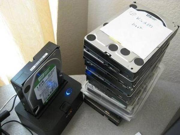 Лучшие док-станции для жестких дисков
