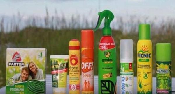 Лучшие средства в борьбе с комарами ТОП 2020