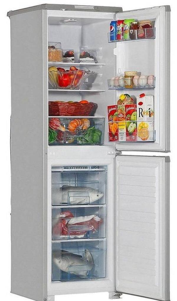 ТОП лучших холодильников с большой морозильной камерой рейтинг 2020