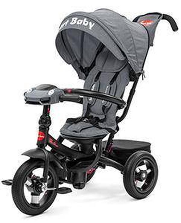 Smart Baby TS1 – суперкомфортная велоколяска