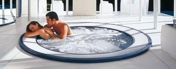 Лучшие гидромассажные ванны