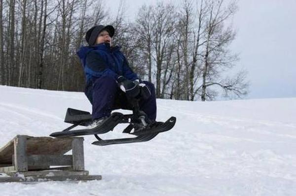 Рейтинг снегокатов для детей