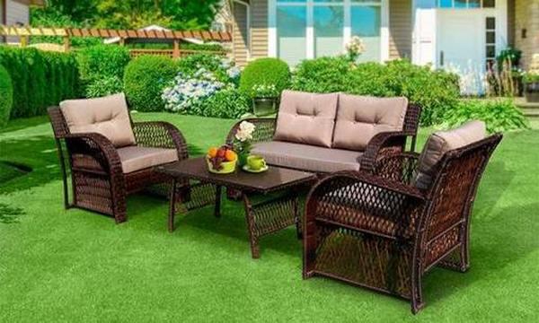 Рейтинг лучших комплектов садовой мебели