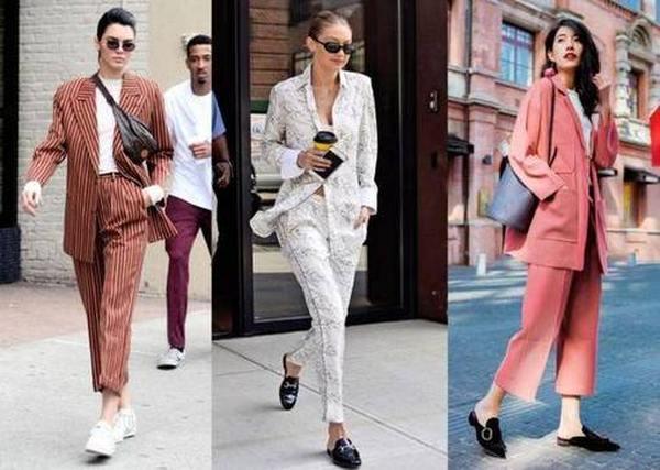 Рейтинг женских деловых костюмов