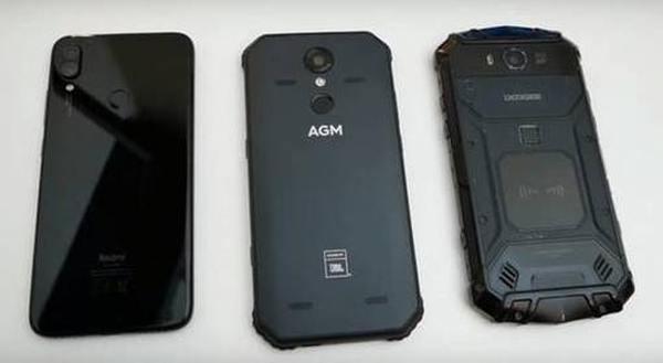 Рейтинг лучших защищенных и противоударных смартфонов IP68
