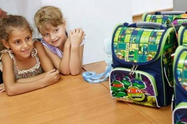 Лучшие рюкзаки для первоклассников