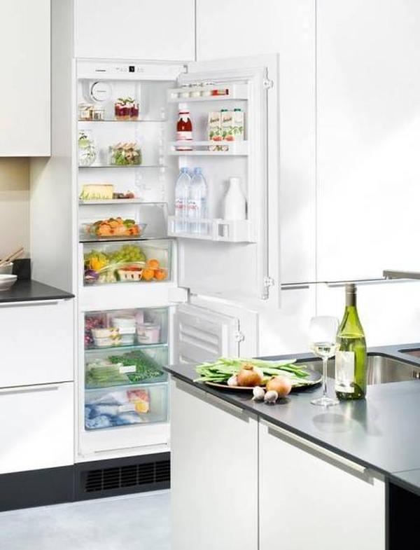 Рейтинг лучших узких холодильников для кухни