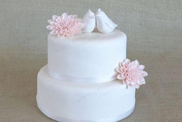 Топперы на свадебный торт
