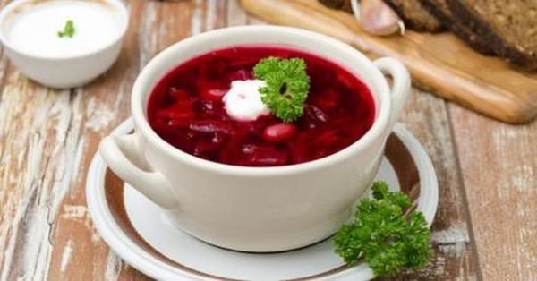 Свекольник — рецепт вкусного горячего и холодного первого блюда