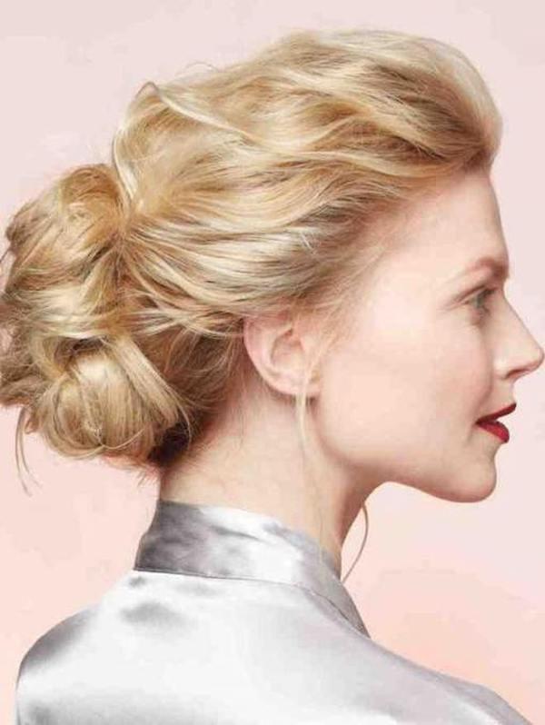 Деловые прически на средние волосы семь