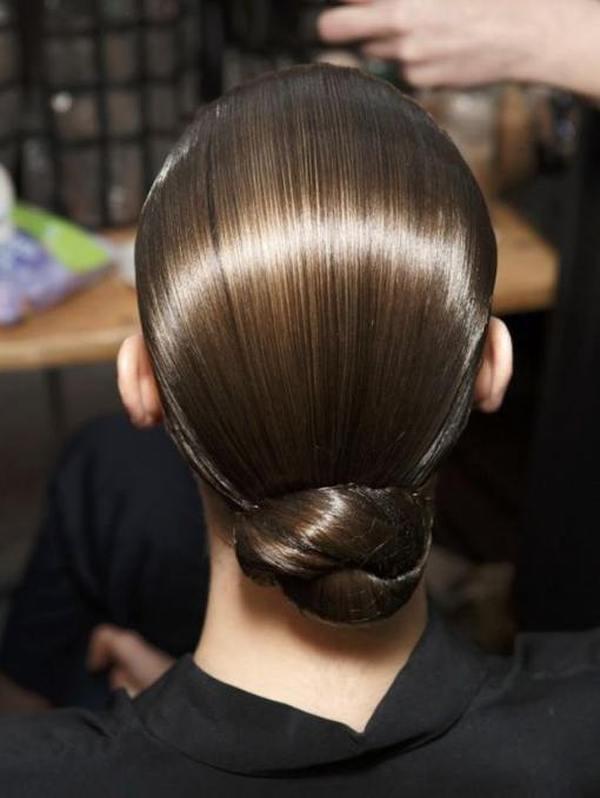 Деловые прически на длинные волосы четыре