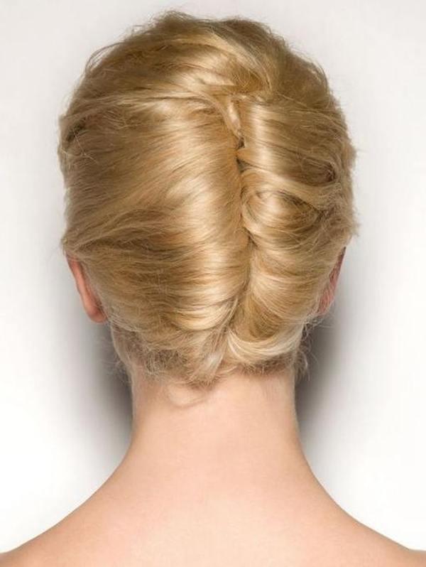 Деловые прически на длинные волосы девять