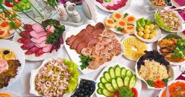 Закуски на стол — лучшие идеи холодных и горячих блюд