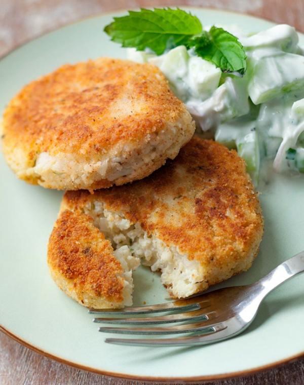 Котлеты из окуня – 2 простых рецепта очень вкусного рыбного блюда