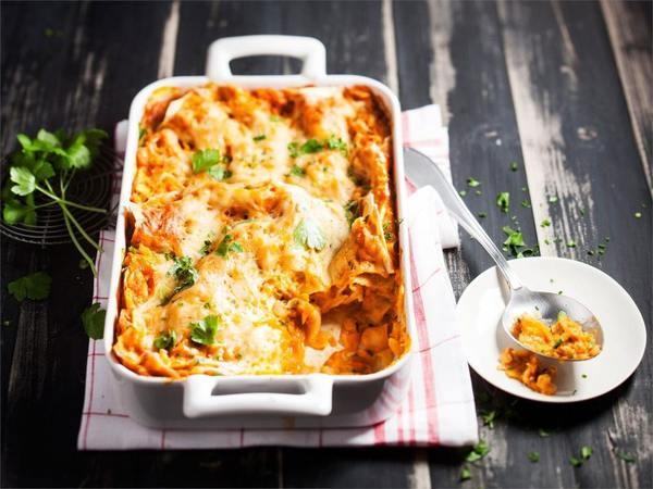 Овощная лазанья — 7 рецептов, как приготовить в домашних условиях