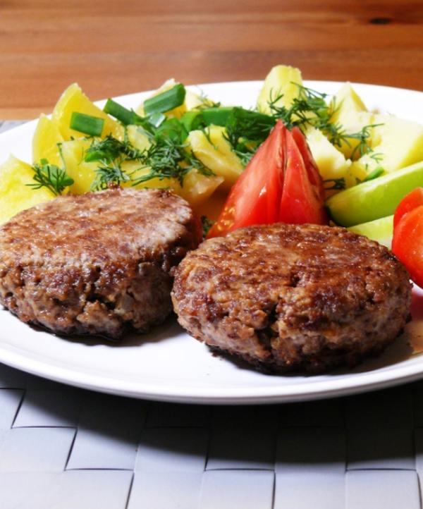 Сколько жарить котлеты из свинины: кулинарные советы и правильный рецепт сочных котлет