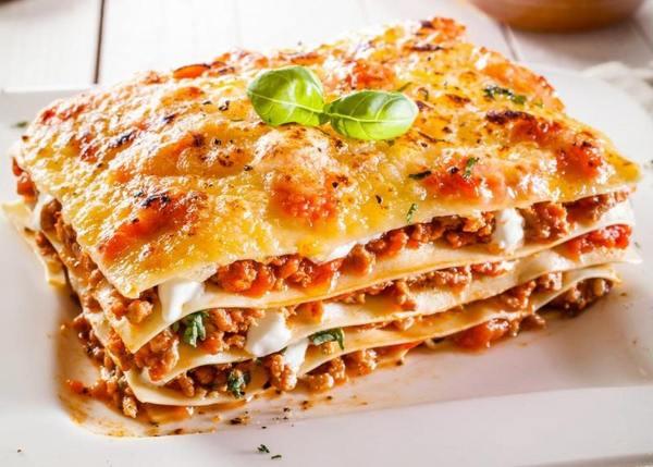 Лазанья — 8 рецептов приготовления в домашних условиях