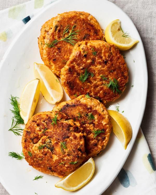 Котлеты из форели – 3 очень вкусных рецептов рыбного блюда