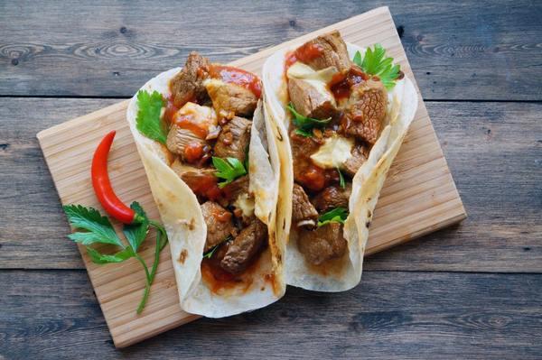 Фахитос с курицей – 7 рецептов приготовления блюда мексиканской кухни в домашних условиях