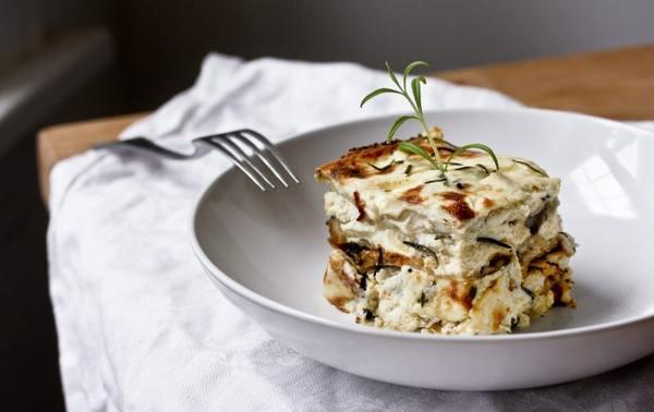 Лазанья с курицей — 8 рецептов приготовления