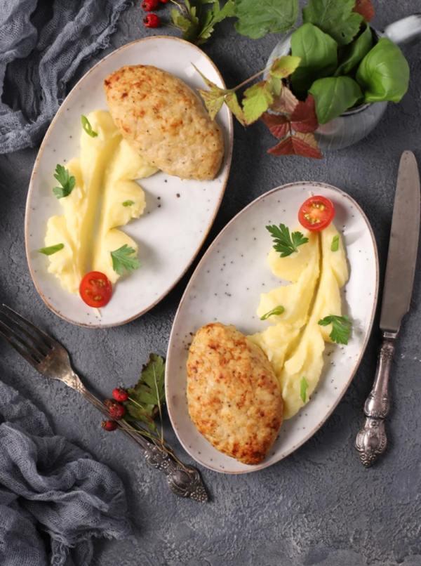 Котлеты из индейки с сыром – рецепт сочных котлет